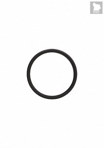 Эрекционное кольцо Large Black SH-SHT392BLK, цвет черный - HOT