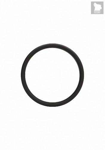 Эрекционное кольцо XL Black SH-SHT393BLK, цвет черный - Shots Media