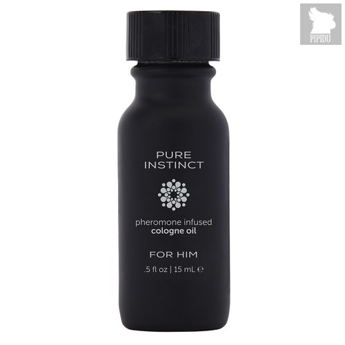 Парфюмерное масло PURE INSTINCT мужское 15 мл - Pure Instinct