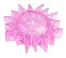 Розовое эрекционное кольцо, цвет розовый - Toyfa
