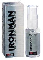 Пролонгатор-спрей для мужчин IRONMAN Spray - 30 мл - Joy Division