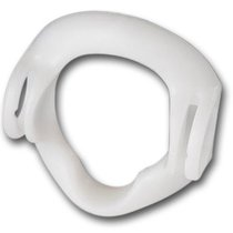 Белое кольцо для экстендера - Jes-Extender
