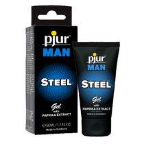 Эрекционный гель для пениса pjur MAN Steel Gel 50 ml - Pjur