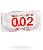 Ультратонкие презервативы Sagami Original - 2 шт. - Sagami