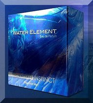Мужская парфюмерная вода с феромонами Natural Instinct Water Element - 100 мл - Парфюм Престиж