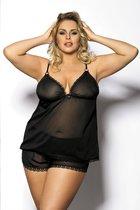 Fendia, цвет черный, размер 3XL-4XL - Gorgeous+