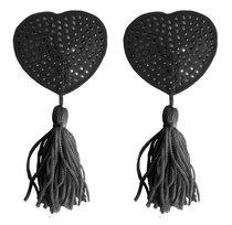 Украшение на соски Nipple Tassels Heart - Shots Media